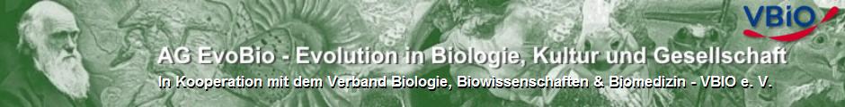 AG Evolution in Biologie, Kultur und Gesellschaft